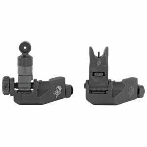 Knight's Armament 45 Degree Offset 200-600m Micro Sight Set
